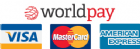 World pay cards accepted